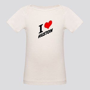 I (heart) Huston Organic Baby T-Shirt